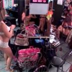 Strip Club Dressing Room Webcam